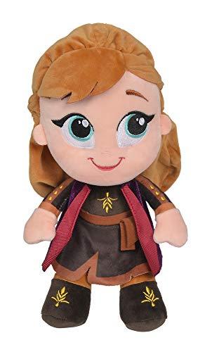 Simba 6315877554 Disney Frozen 2, Chunky Anna, 25cm