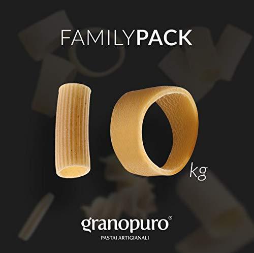 Family Pack 10 kg di Pasta Secca Artigianale