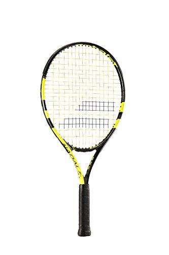 Babolat Nadal Jr 21 Raquetas de Tenis, Unisex niños, Negro/Amarillo, 000