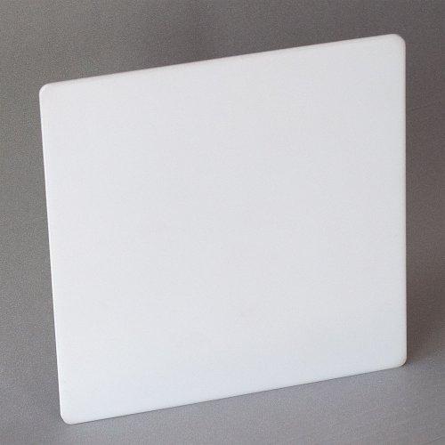 Alumina 96%, AS1-30, Fully Fired Ceramic Substrate Sheet, .010
