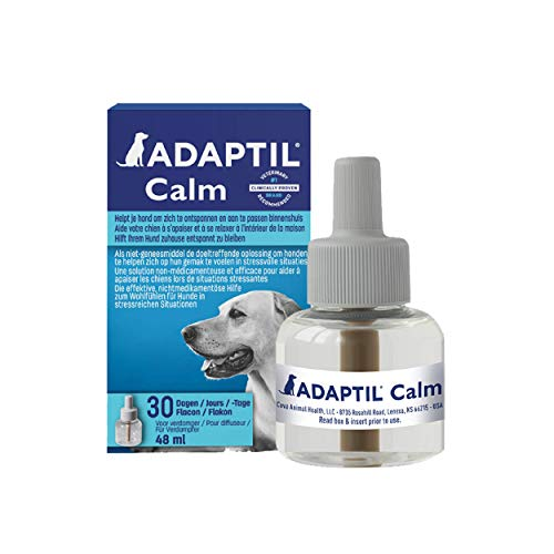 ADAPTIL Calm 30 day Refill, helps dog cope with behavioural issues and life challenges - 48ml