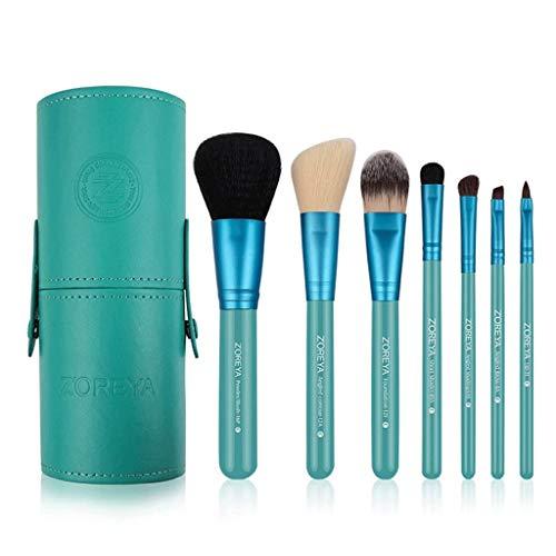 Maquillage WWGzai Pinceau Ensemble Y Compris Fondation Ombre À Paupières Blush Correcteur Brosse À Lèvres pour Maquilleur Professionnel