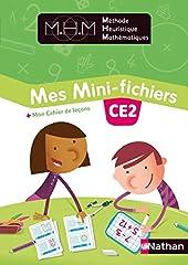 Méthode Heuristique de Mathématiques - Fichier élève CE2 - 2018 de Nicolas Pinel