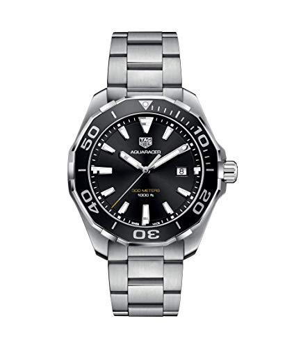 TAG Heuer Aquaracer 43mm Hombres del reloj way101a. ba0746