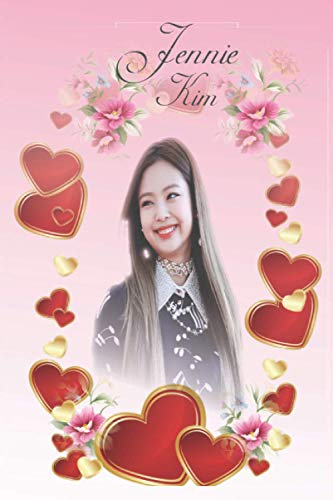 Jennie Kim special Weekly Planner: For your plans of 2021 | 125 pages | 6' x 9' | For Students, Teens, Girls, Women and Kids | In School, College, University, and Home, or as a Gift