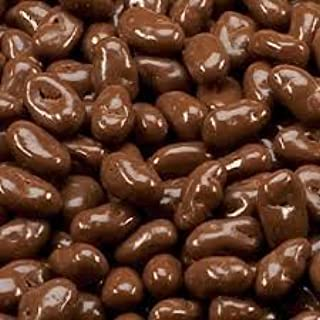 Gourmet Chocolate Covered Raisins by Its Delish (Dark Chocolate, two pounds)
