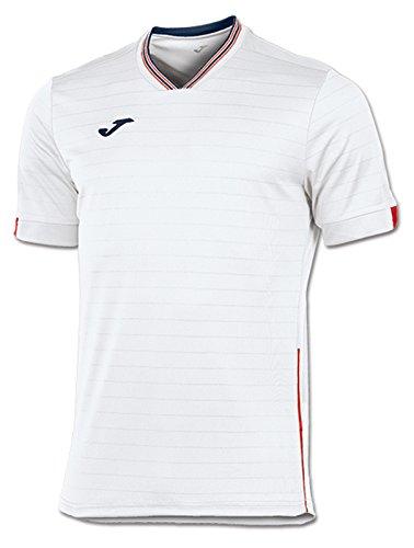 Joma Torneo T-Shirt Blanc S/S 2XS