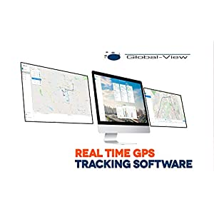 Hidden Magnetic GPS Tracker Car Tracking Device with Software (2 Month Battery) Real Time Truck, Asset, Elderly, Teenager Tracker