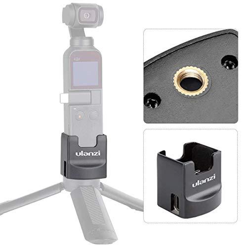Ulanzi OP2 Osmo Pocket ホルダー アクセサリー 三脚/アルカスイス 2-wayマウントアダプター