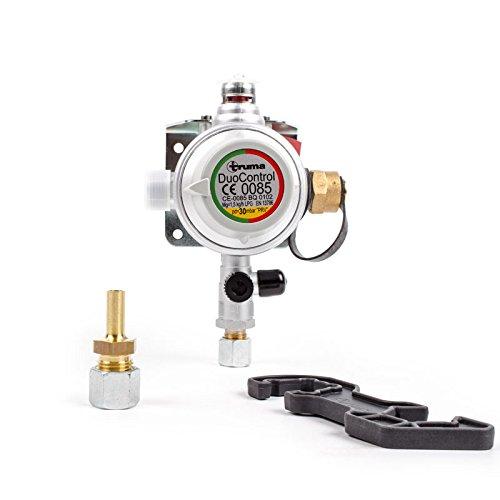Truma DuoControl Gasdruckregler 30 mbar...