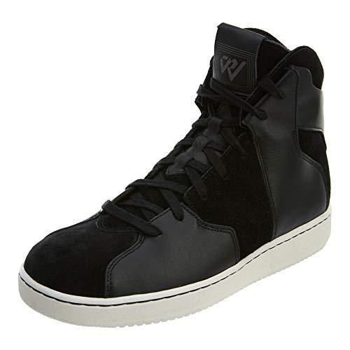 Nike Herren Air Jordan Westbrook 0.2 Schuhe, schwarz, 40.5 (UK 6.5)