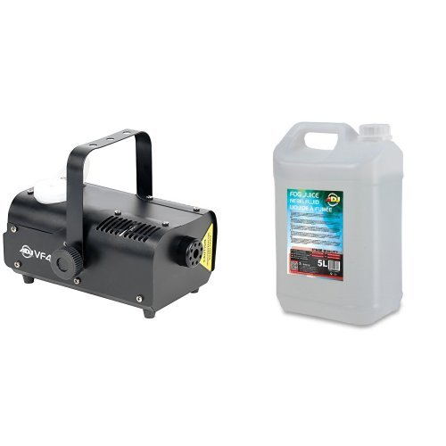 ADJ VF400 Nebelmaschine + ADJ 5L Heavy Nebelflüssigkeit Bundle