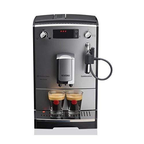 Nivona NICR 530 Kaffeevollautomat, 1465, 2.2 liters, Silber