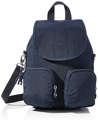Kipling Women's Firefly UP Backpacks, Blue Blue 2, 14x22x31 cm