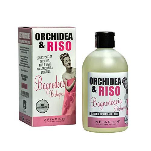 Apiarium Bio Natural Cosmetics Biologisch Riso en Orchidee - 300 ml