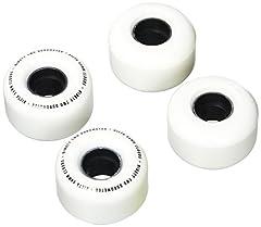 54mm Clouds Black 92a Ricta NRG Hi-Energy urethane formula Perfect cruzer/ditch wheels