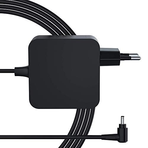 45W Chargeur Ordinateur Portable pour ASUS UX430 UX430U UX410U UX305 UX305C UX305F UX310U UX331U UX360U X540Y X540S X541 X541U X553M E402S E402W S200E TP401M, Alimentation Adaptateur Secteur ASUS