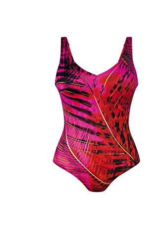 Anita Badeanzug, mit Shapping-Effekt pink 44D