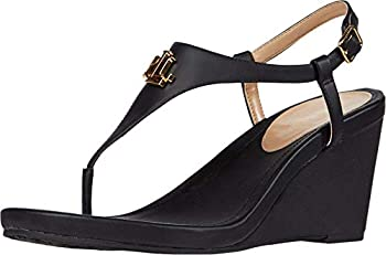 Lauren Ralph Women's Jeannie Wedge Sandals