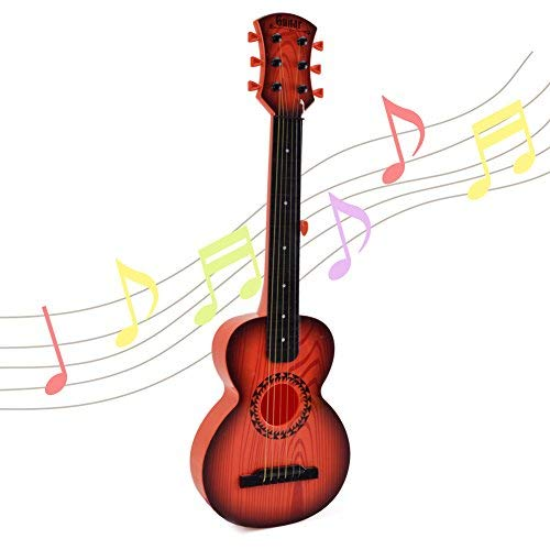 Product Image of the Happytime 26 Inch Kids Emulational Guitar Musical Toys Guitar with 6 Strings...
