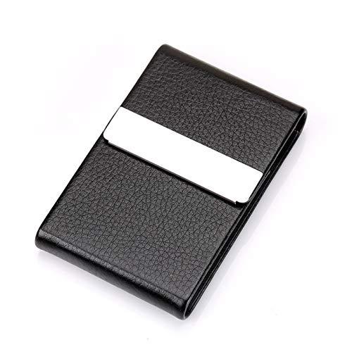 XLXL Estuche de Cuero Vertical para Cigarrillos Nuevo Estuche para Cigarrillos Juego para Fumar Estuche para Tarjetas de Regalo Estuche para Cigarrillos de Doble Uso de 7 Piezas