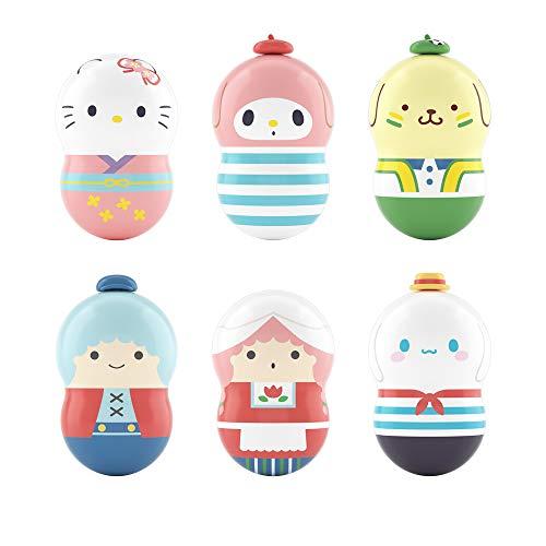 クーナッツ サンリオキャラクターズ なかよしワールド (14個入) 食玩・ガム (サンリオキャラクター)