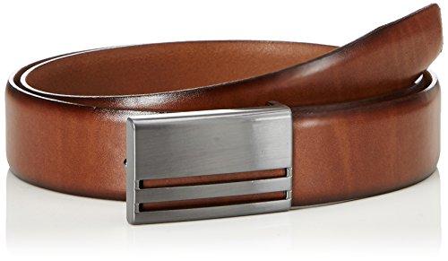 MLT Belts & Accessoires Herren Koppel-Gürtel Berlin, Gr. 105, Braun (Cognac 6700)