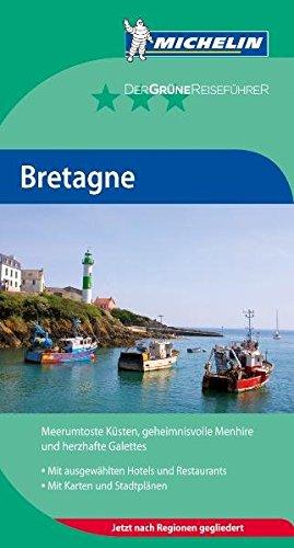 Bretagne (Grüne Reiseführer deutsch)