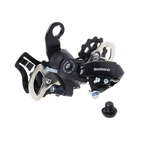 Kcnsieou - Desviador trasero de alta intensidad para bicicleta TX35 cambio de...