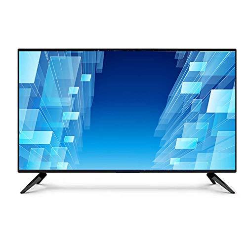 Smart TV 32' HD LED Full Television,WiFi Integrado,Protección para Los Ojos con Luz Azul,Proyección de La Pantalla del Teléfono Móvil,con Soporte Pared Y Base