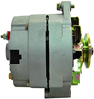 New Alternator 63Amp Self Exciting 1 Wire Hookup Delco 10SI Premium Regulator 10459509 8NE10305SE