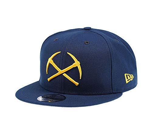 New Era Denver Nuggets Logo Parts Edition 9Fifty Snapback Cap – Berretto NBA