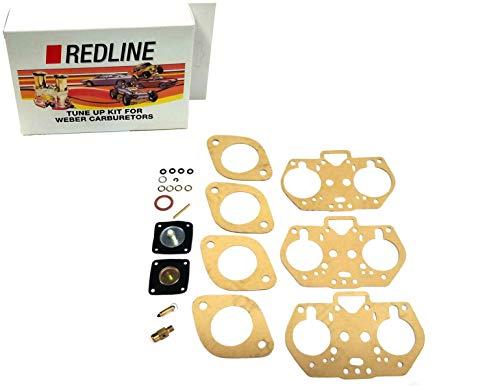 Weber Redline 40/44 / 48 IDF Carburetor Rebuild Repair Tune-Up Kit 92.3240.05