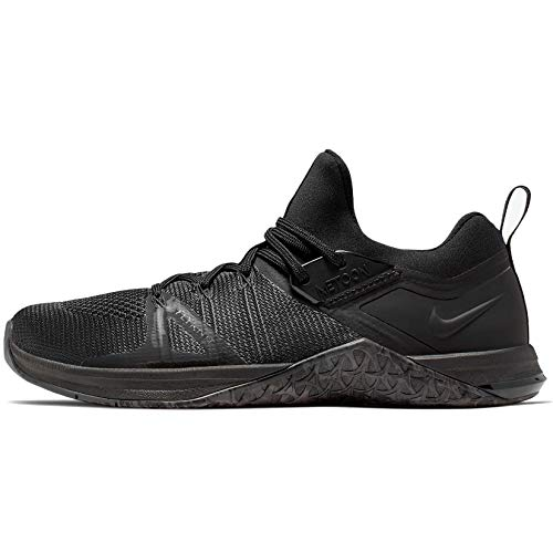 Nike Herren Metcon Flyknit 3 Fitnessschuhe, Schwarz Black Black Black 10, 42.5 EU