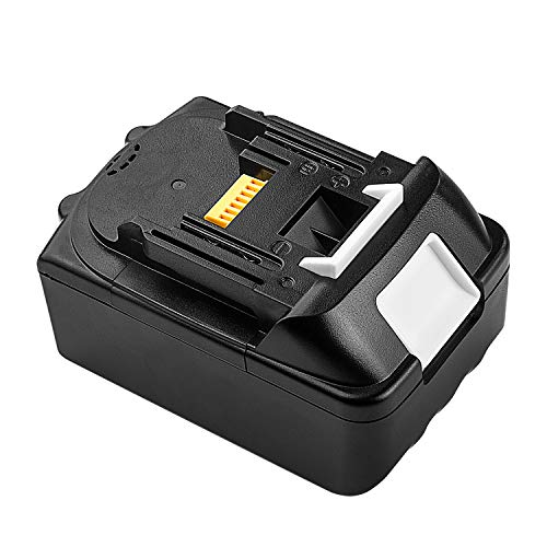 18V 4.0Ah New Replace Battery for BL1830 BL1840 BL1815 BL1845 BL1850 BL1860 BL1890 194205-3 194230-4 BDF454Z BHR202 BHP452 BML184 LXT-400 Drill Tool