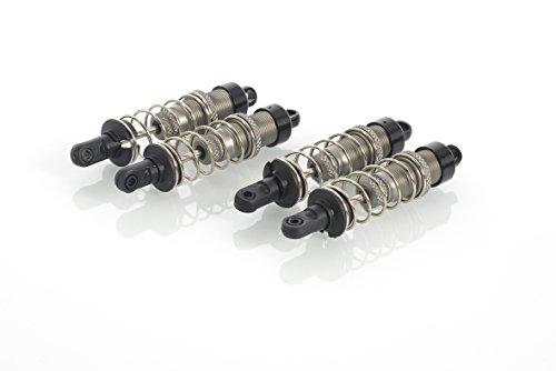 Carson 500405732 - X16 Mini Warrior Alu Öldruckstoßd 2, V/H