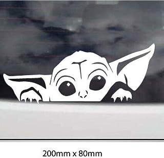 myrockshirt Lustige Figur 20x8cm Aufkleber Autoaufkleber Profi Qualität ohne Hintergrund Sticker UV&waschanlagenfest