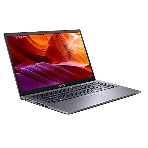 ASUS VivoBook 15 D509DA (90NB0P52-M08010) 39,6 cm (15,6 Zoll, Full HD, matt) Notebook (AMD Athlon 3050U, AMD Radeon Graphics, 4GB RAM, 256GB SSD, Windows 10) Slate Grey