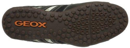 Geox UOMO SNAKE L, Herren Sneakers, Grau - 4