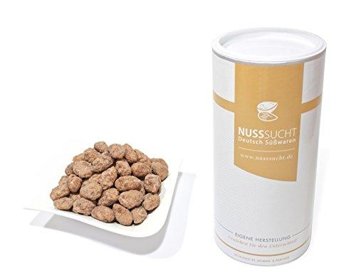 Gebrannte Wiener Mandeln | Inhalt: 500g | ohne Zusatz- und Konservierungsstoffe | mit wenig Zucker