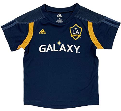 LA Galaxy Toddler Navy Secondary Replica Jersey (3T)