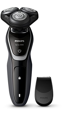 Philips Elektrischer Rasierer S5110/06, Konturanpassung in 5 Richtungen, inkl. Präzisionstrimmer