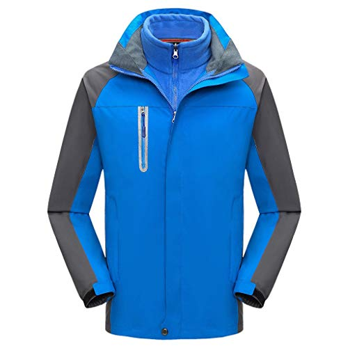 Check Out This Letdown_Men Hoodies Women Men Couples Autumn Winter Sport Outdoor Waterproof Windbrea...