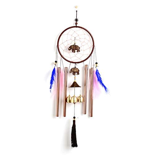 Lunji. Carillon a Vent Dream Catchers Décoration Maison Bureau Chambre (B)