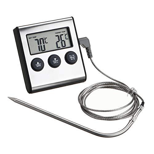 DyNamic Thermomètre Numérique Cuisine Cuisson Des Aliments Viande Bbq Sonde Thermomètre Outils De Cuisson
