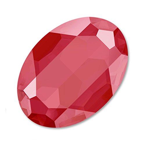 Swarovski Cabuchón 4127 Ovalado 30x22 mm Crystal Royal Red x1
