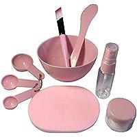 iFlyMars DIY Facemask Mixing Tool Sets (Pink)