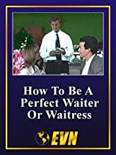 How to Be a Perfect Waiter or Waitress DVD