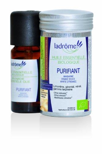Ladrôme Huile Essentielle Biologique Purifiant 10 ml