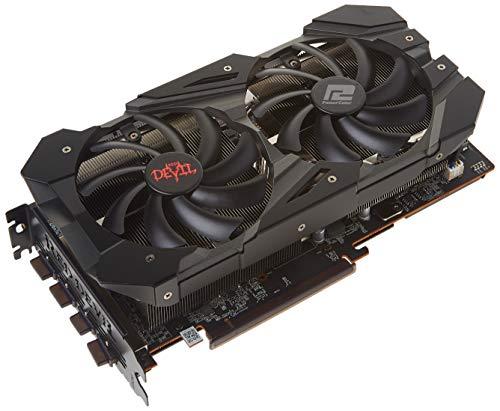 PowerColor Red Devil AMD Radeon RX 5600 XT 6GB AXRX 5600XT 6GBD6-3DHE/OC